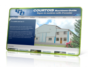 site-internet-courtois-machine-outils